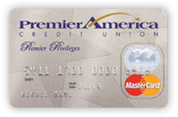 Premier Privileges Rewards MasterCard<sup>®</sup> from Premier America CU