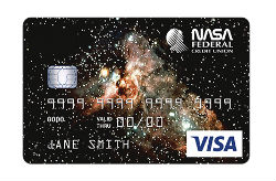 NASA Federal Platinum Cash Rewards Card NASA Federal Credit Union