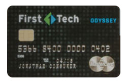 Odyssey™ Rewards World Elite MasterCard® from First Tech FCU