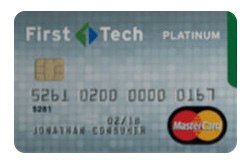 Platinum Rewards MasterCard® from First Tech FCU
