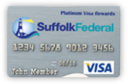 MasterCard<sup>®</sup> Platinum from Suffolk FCU