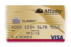 Affinity Secured Visa® Credit Card