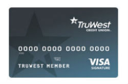 TruWest Visa® Signature Card