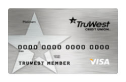 TruWest Visa Platinum Card