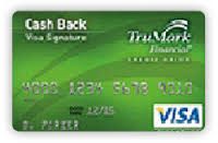 Cash Back Visa Signature from Trumark Financial CU