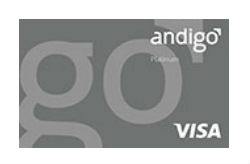 Visa Platinum Card from andigo