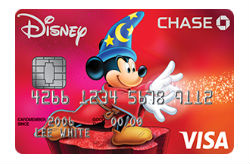 Disney Rewards® Visa® Card from Chase Bank