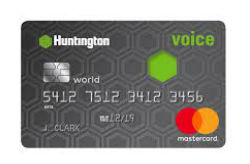 Huntington Voice Credit Card®