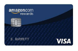 Amazon Rewards Visa® Signature Card