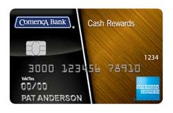 Cash Rewards American Express<sup>®</sup> Card from Comerica Bank