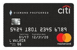 Citi<sup>®</sup> Diamond Preferred<sup>®</sup> Card– 21 Month Balance Transfer Offer