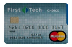 Choice Rewards World MasterCard® from First Tech FCU