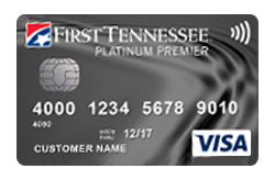 First Tennessee Platinum Premier Visa