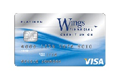 Wings Financial Visa Platinum Card