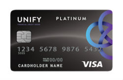 Variable Rate Credit Card from UNIFY Financial CU