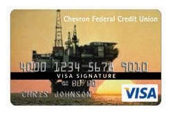 Visa Bonus Rewards PLUS Card from Chevron FCU