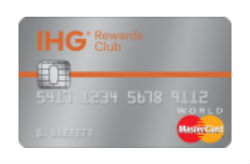 IHG<sup>®</sup> Rewards Club Select Credit Card