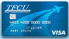 Tinker Federal Credit Union Visa® Classic