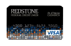 Visa Rewards Credit Card from Redstone FCU