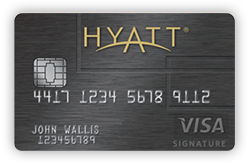 The Hyatt Credit Card from Chase Bank