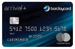 Barclaycard Arrival Plus® World Elite Mastercard<sup>®</sup>
