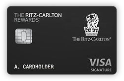The Ritz-Carlton Rewards Credit Card from Chase Bank