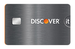 Discover it® Secured Credit Card - No Annual Fee
