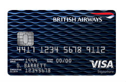 British Airways Visa Signature<sup>®</sup> Card