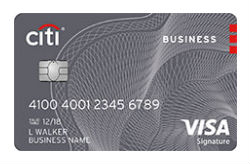 Costco Anywhere Visa<sup>®</sup> Business Card from Citi