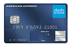 Schwab Investor Card™ from American Express