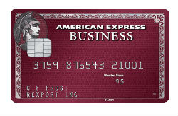 The Plum Card<sup>®</sup> from American Express OPEN