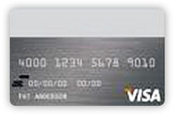 XCEL's Platinum VISA® Credit Card