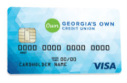 Visa® Classic from Georgia's Own Credit Union