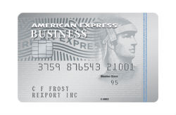 SimplyCash Business Credit Card from American Expres