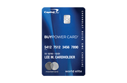 Capital One® BuyPower Card<sup>®</sup>