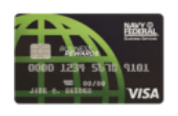 Navy Federal Credit Union Visa for Business
