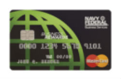 Navy Federal Credit Union MasterCard for Business