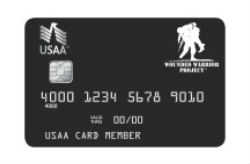 Wounded Warrior Project USAA Rewards™ Credit Card