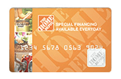 Home Depot Consumer Credit Card