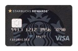 Starbucks Rewards™ Visa® Card