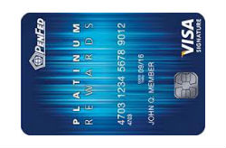 PenFed Platinum Rewards Visa Signature®Card