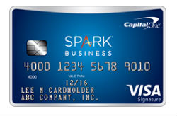 Capital One<sup>®</sup> Spark<sup>®</sup> Miles for Business