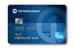 First National Bank American Express® Card