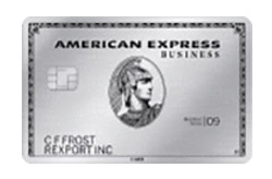 The Business Platinum Card<sup>®</sup> from American Express OPEN