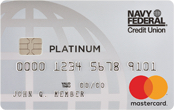Platinum Card from Navy Federal Credit Union