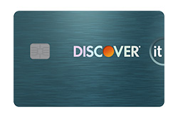 Discover it<sup>®</sup> - 18 Month Balance Transfer Offer