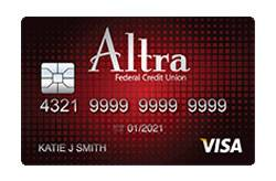Altra Federal Credit Union Student Visa® Credit Card