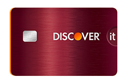 Discover it® - Cashback Match<sup>TM</sup>
