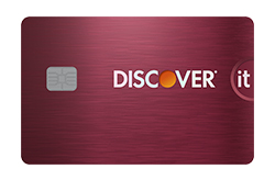 Discover it<sup>®</sup> - Cashback Match<sup>TM</sup>