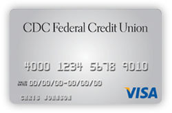 Visa Bonus Rewards PLUS Card from CDC FCU